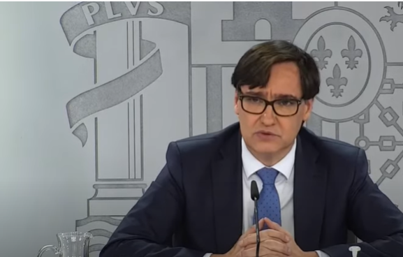 Illa deja el ministerio el martes para centrarse en las elecciones catalanas y Pedro Sánchez anunciará su sustituto