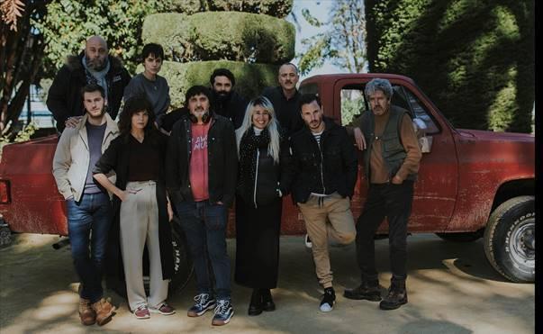Adriana Ugarte y Javier Gutiérrez protagonizan 'Lobo Feroz', el remake de 'Big bad wolves'