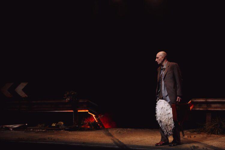 'Quitamiedos',  de Iñaki Rikarte, explora la frontera entre la vida y la muerte en el Teatro de la Abadía