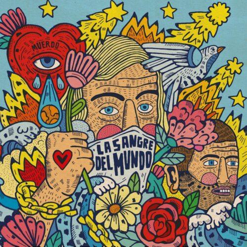 Muerdo presenta su quinto álbum de estudio: 'La Sangre del Mundo'