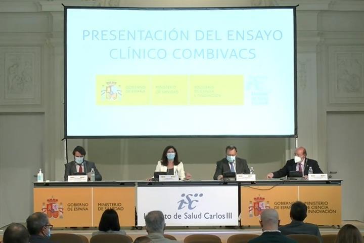 España comienza un ensayo para evaluar una segunda dosis de la vacuna de Pfizer en personas ya vacunadas con AstraZeneca
