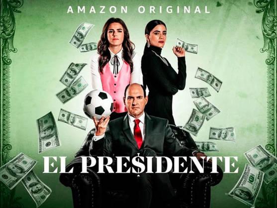Luz verde a la nueva temporada de la serie El Presidente, que lleva la historia de la FIFA Brasileña a la audiencia en todo el mundo