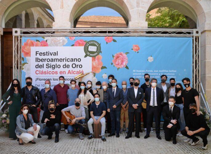 El Festival Clásicos en Alcalá cumple 20 ediciones transformándose en el Festival Iberoamericano del Siglo de Oro