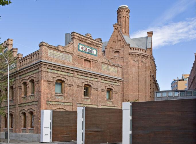 La Comunidad de Madrid apuesta por la difusión  del patrimonio cultural madrileño con la nueva  programación de la antigua fábrica de cerveza El Águila