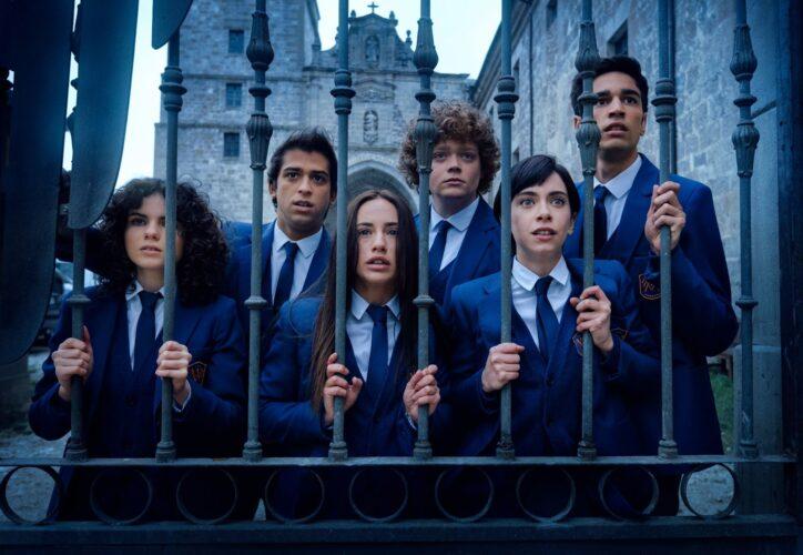 Amazon Prime Video confirma el rodaje de la segunda temporada de 'El Internado Las Cumbres'