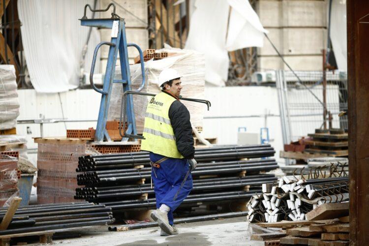 La contratación en la construcción ha crecido un 49% en lo que llevamos de año, según Randstad