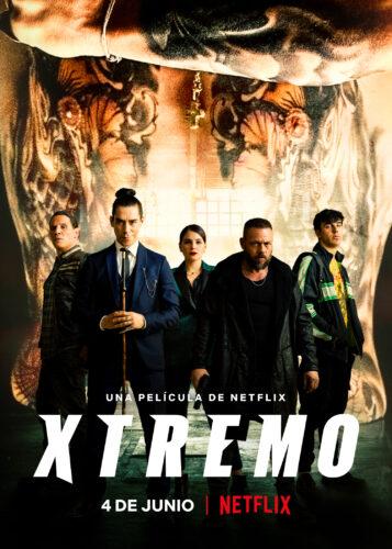 Netflix presenta 'Xtremo', un espectacular thriller de acción español que llegará el 4 de mayo