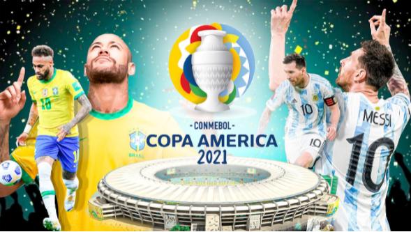 Datos curiosos de la Copa América 2021