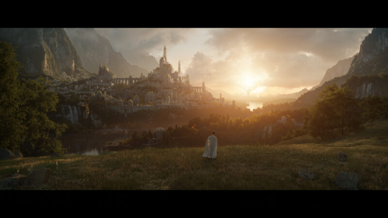 La serie de El Señor de los Anillos, original de Amazon, ya tiene fecha de estreno
