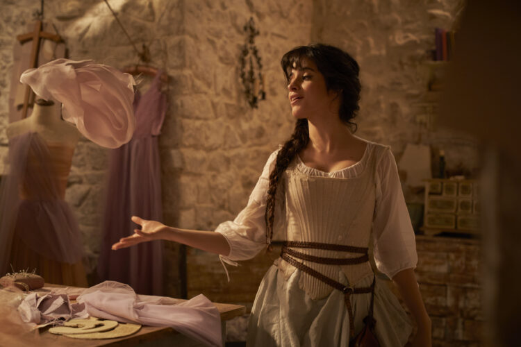 Amazon Prime Vídeo estrenará 'Cenicienta', protagonizada por Camila Cabello