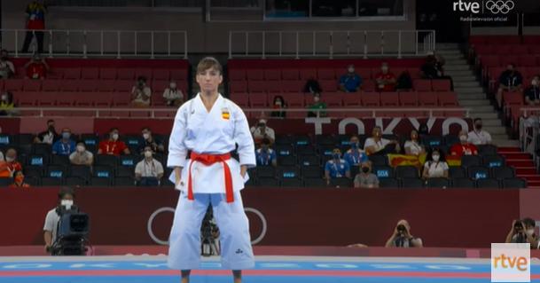 Sandra Sánchez gana el segundo oro para España en Kárate