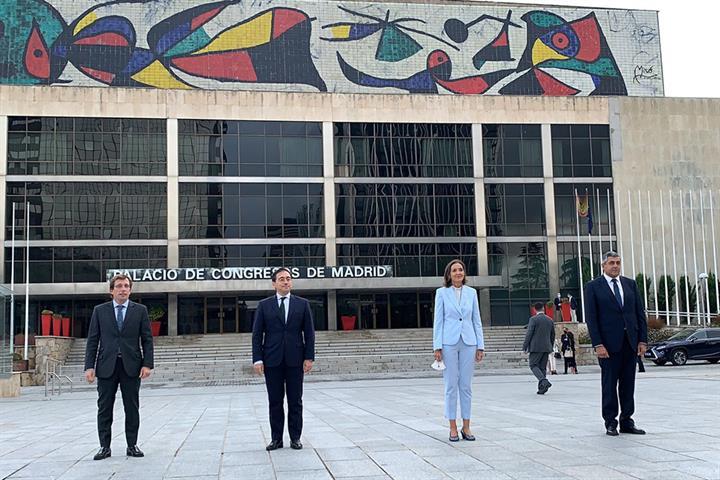 Reyes Maroto anuncia que el proyecto de la nueva sede de la OMT comenzará en 2022