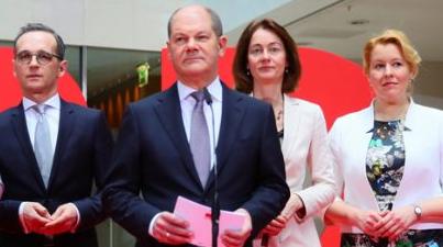 El SPD gana las elecciones en Alemania pero el socialdemócrata Scholz tendrá que negociar para formar Gobierno